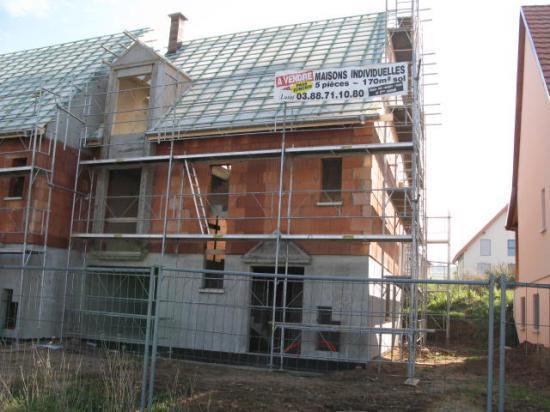 Maison A4 toiture