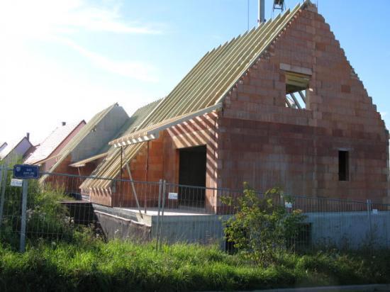 Maison A1 terrasse