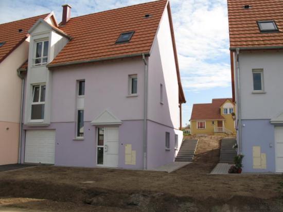 Maison extérieure B4
