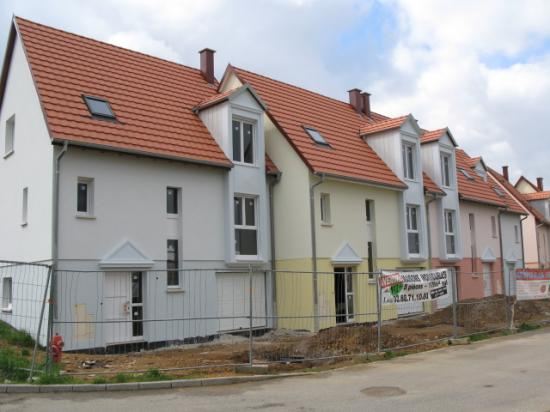 Maisons A rue Gayling
