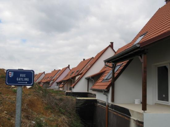 Terrasse Sud-Fondations