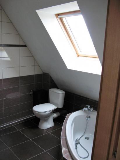 Niedermodern B4 Salle de bain baignoire WC