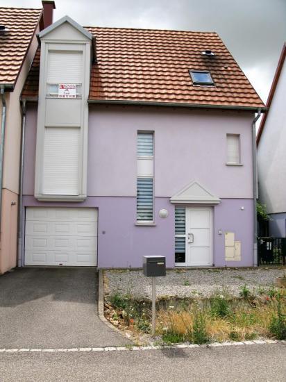 Niedermodern B4 Vue rue Gayling
