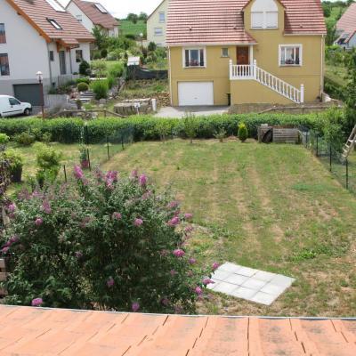 NiedermodernB4Vue sur jardin