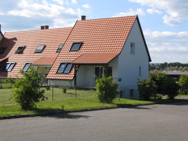 Niedermodern Maison A1 terrasse jardin vue Gayling