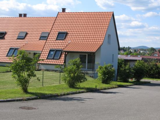 Niedermodern MaisonA1 jardin terrasse vue coté Gayling